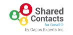 Logo Share Contacts for Gmail